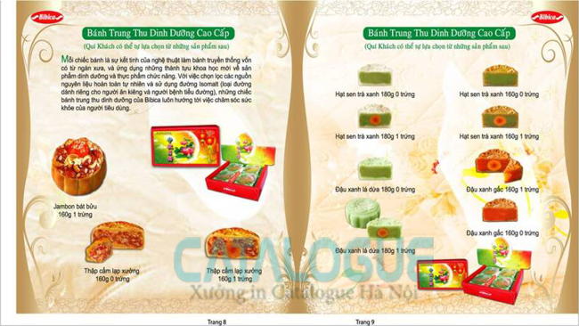 in catalogue trung thu