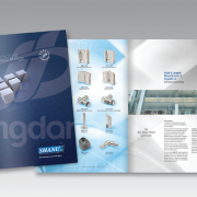 Mẫu catalogue công nghiệp chuyên nghiệp nhất