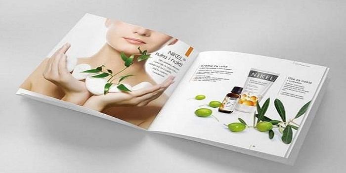 Catalogue thiết kế hình ảnh sống động