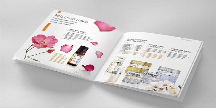 Mẫu catalogue thiết kế tinh tế