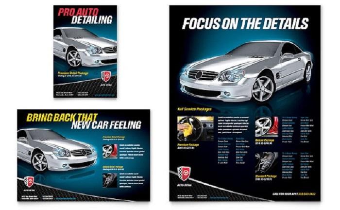 Catalogue xe hơi cần chú trọng đến hình ảnh sản phẩm