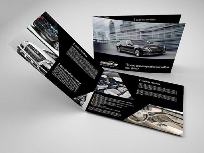 Catalogue tông đen mang đến sự bí ẩn