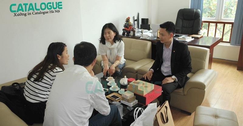 Incatalogue.net là xưởng in top 3 Hà Nội được nhiều khách hàng tin tưởng