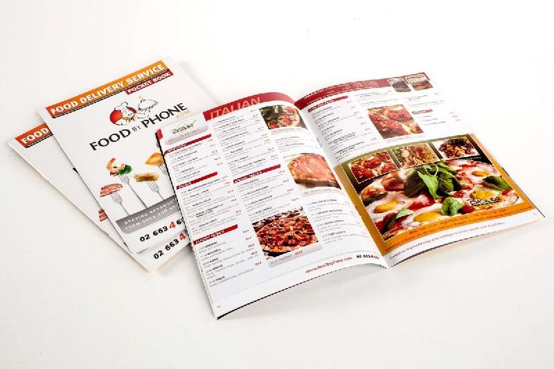 Catalogue chuyên nghiệp được in ấn tại những địa chỉ chất lượng trên thị trường