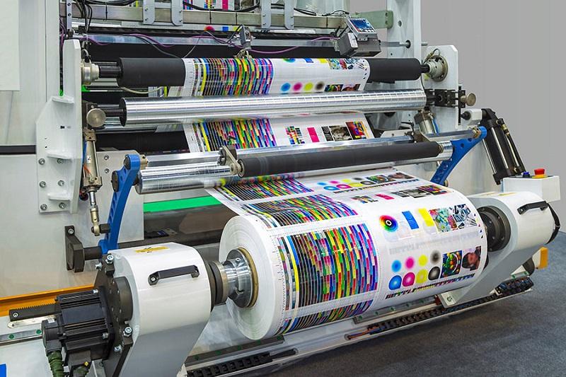 Chọn nơi in ấn có máy móc hiện đại