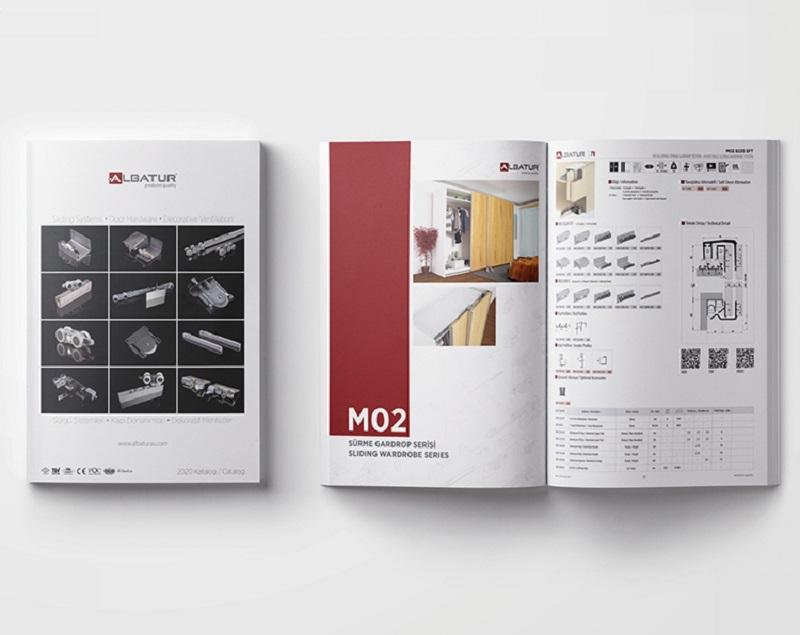 Trình bày thiết kế catalog nội thất cao cấp
