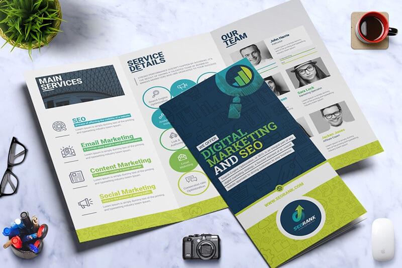 Catalogue giới thiệu công ty và dịch vụ