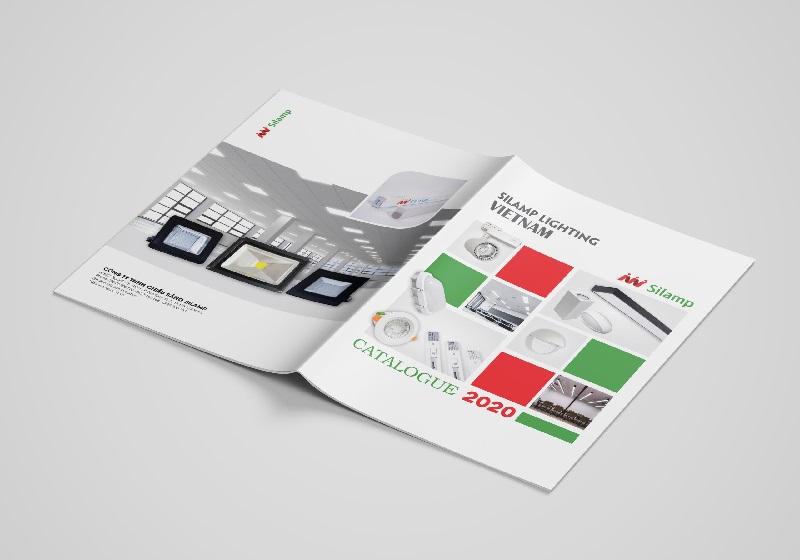 Có nhiều địa chỉ thiết kế Catalogue uy tín và đa dạng về thiết kế